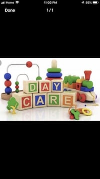 Forest heights daycare has an opening  Kitchener, N2N 1S5