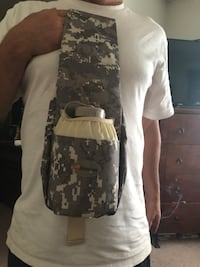 Over the shoulder Canteen Bag