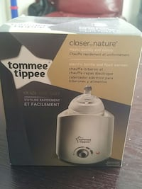 tommee tippee electric bottle and food warmer box Pharr, 78577