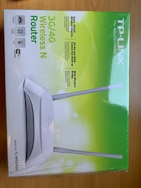 3G/4G Wireless N Router Madrid, 28040