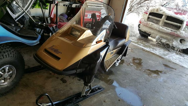 Used Yamaha Inviter Snowmobile For Sale In Hoffman Estates Letgo