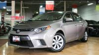 2015 Toyota Corolla LE - BACKUP CAMERA|BLUETOOTH|ONE OWNER|CERTIFIED Toronto