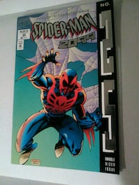 Spider-Man 2099 25th issue comic book Glen Burnie, 21060