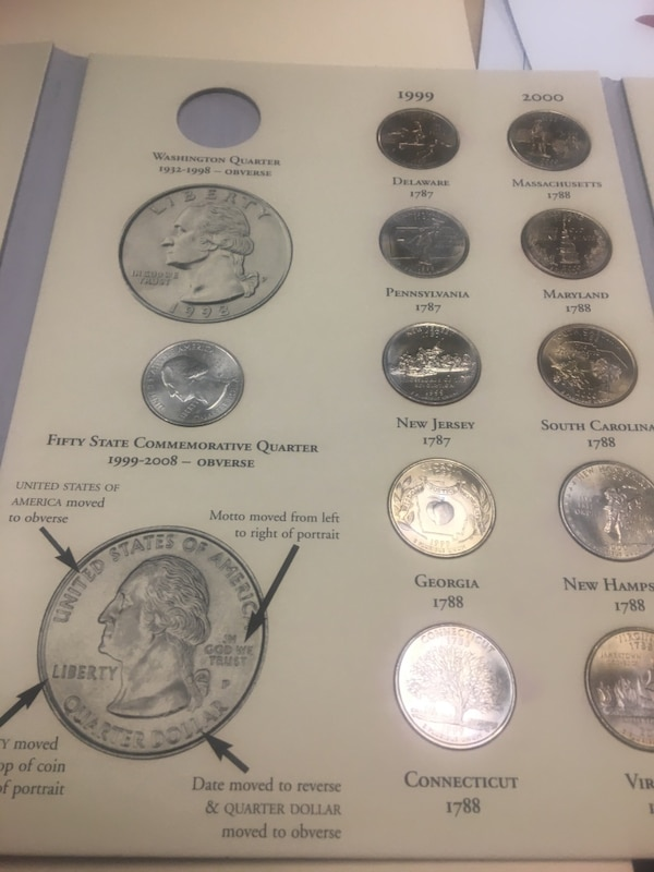 Coins state commemorative quarters  1