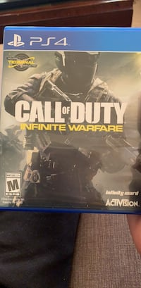 Sony PS4 Call of Duty Infinite Warfare case New York, 11429