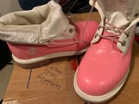 Timberlands girl shoes