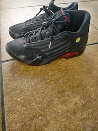 Reto 11s black and red San Antonio, 78244