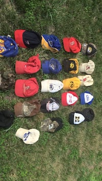 23 hats 50$ for all but if you only 1 or 2 ,3 whatever one you like one best 2 $ a piece Imperial, 63052