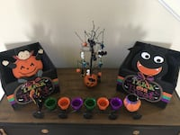 Decoration for the Halloween table Missouri City, 77459
