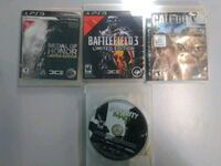 4 PS3 War Games Bundle Washington