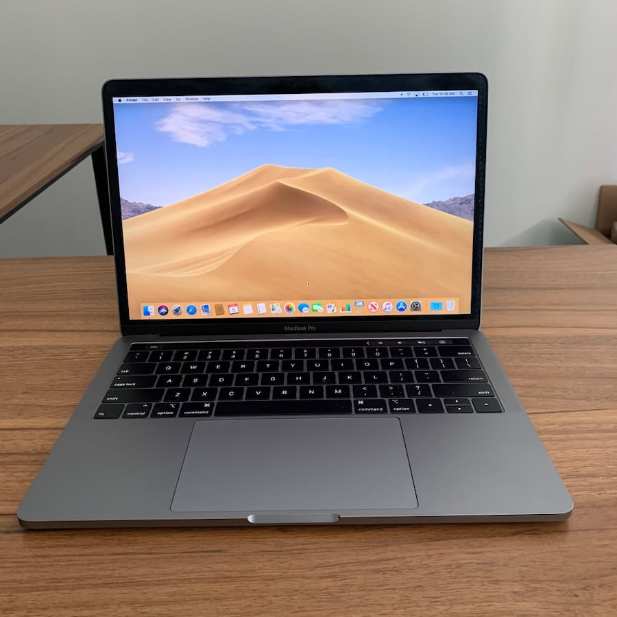 2018 MacBook Pro 256GB with AppleCare Plus