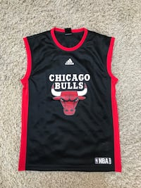 Canottiera Originale Chicago Bulls Milano, 20135