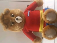 Fully functional mint condition1985 teddy ruxpin Toronto, M4L 2K1