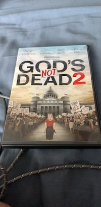 Gods not Dead 2 DVD Anchorage, 99504