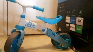 Yvolution Y Velo Flippa Tricycle and Balance Bike-
