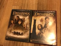 Lord Of The Rings 1 & 3 Newtown, 06470