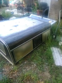 black and brown wooden utility trailer Princeton, 24740