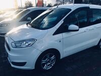 2016 Ford Tourneo Courier Journey Palandöken