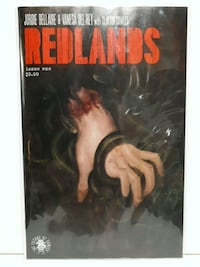 Image Comics Redlands issue 1 Brampton, L7A 2R8