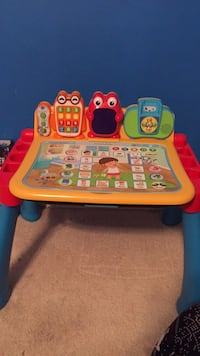 toddler's pink and blue learning table Owings, 20736