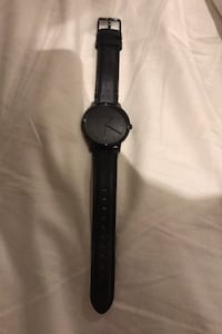 All Black nixon watch price is negotiable