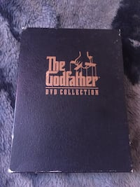 The Godfather complete set, part 1 - part 3 796 km