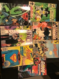 assorted Marvel comic book collection Suitland, 20746