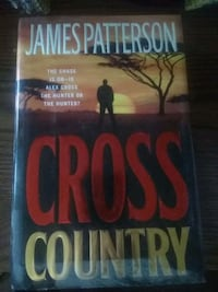 James Patterson book Hagerstown, 21742