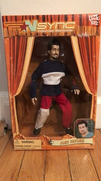 *NSYNC Joey Fatine collectible doll Fair Lawn, 07410