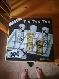 Tic tac toe drinking game bnib  Surrey, V4A 7V2