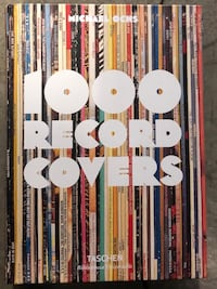 1000 Record Covers by Taschen Manassas, 20109