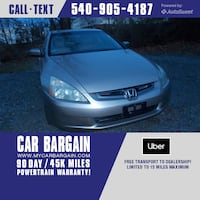 2005 Honda Accord EX-L Warrenton, 20186