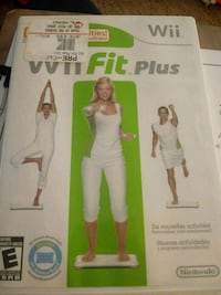 Wii fit plus Janesville, 53548