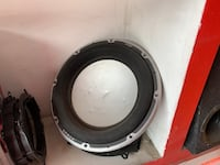 Vibe 3600 subwoofer bass