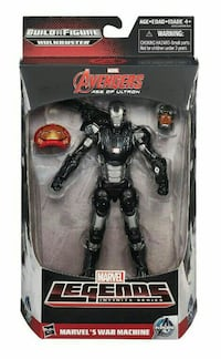 Avengers Iron Man action figure with box