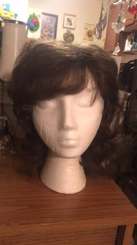 Used dark brown wig Lexington, 40517