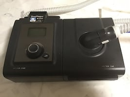 Sleep Better! Respironics System One Auto CPAP and Humidifier