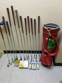 Barely used gold clubs  Bennington County, 05255