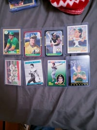 Jose Canseco lot. Rookies and more!