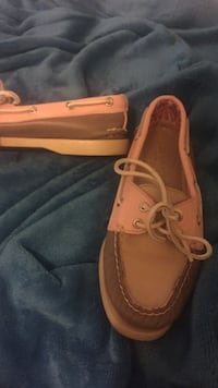 Pair of brown leather loafers Halifax, B3L 3X8