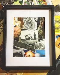 assorted movies poster with black wooden frame Carleton Place