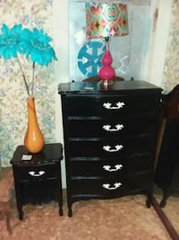 French Provincial Chest of Drawers & Nightstand  Mobile, 36605