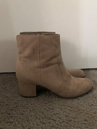 Brown women boots size 8.5 Medium Oceanside, 92056