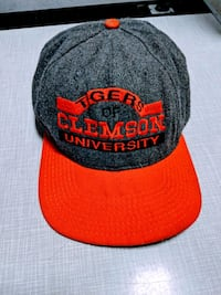 Cappello vintage anni 80 Made in USA clemen tigers Antegnate, 24051