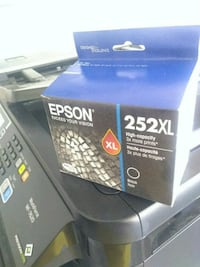 Epson large scale printer with ink  Los Alamitos, 90720