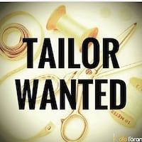 TAILOR WANTED New York