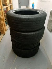 4set tires Michelin 245/60R18  Arlington, 22204