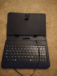 Case tablet  with keyboard
