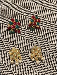 Pakistani/Indian/Bengali Earrings Ashburn