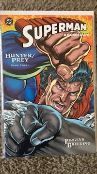 Superman Doomsday Hunter/Prey. Book 3 Beaverton, 97005